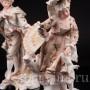 Фарфоровая статуэтка Испанская пара, Volkstedt, Германия, кон. 19 в.